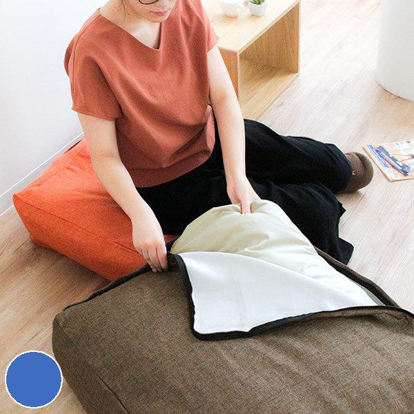 布団収納 かけ布団がクッションになる布団収納袋 クッション