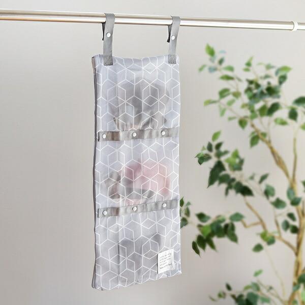 まるごと洗える干せる3ポケットネット そのまま干せる 洗濯 ネット