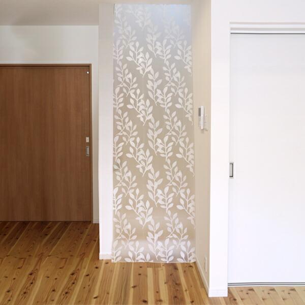 冷気キープカーテン エアコン 暑さ対策 幅100×丈260cm