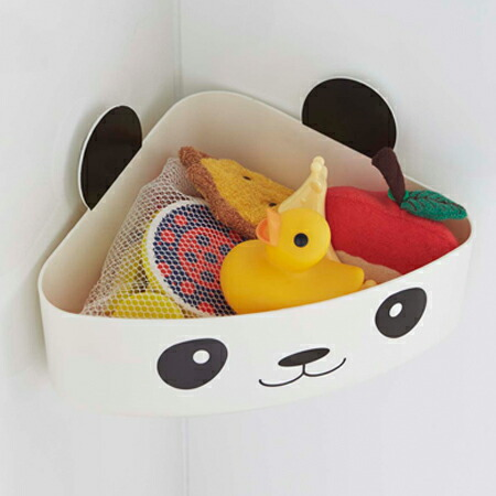 It Is A Practical Bath Toy Storage Rack. Corners Of The Wall Can Be Used  Effectively, Sucker Type Since It Is Easy Installation ...
