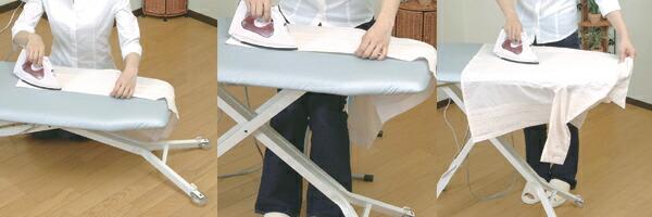 Homally T Leg Ironing Board