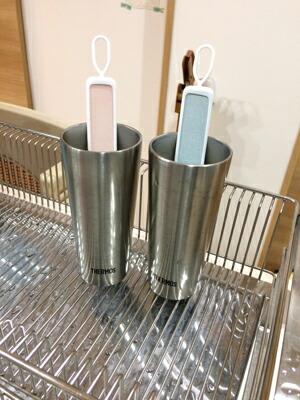 MARNA マーナ エコカラット ボトル乾燥スティック