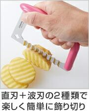 デコレーションナイフ デコるんカッター