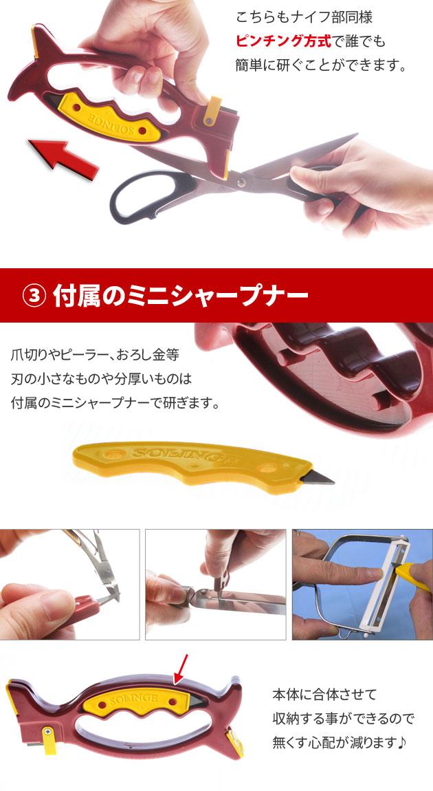 万能研ぎ器 ソリング