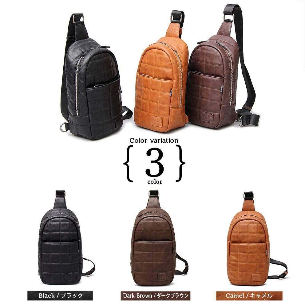 ボディーバッグ ショルダーバッグ バッグ 斜め掛けバッグ メッセンジャーバッグ カジュアルバッグ デイリーユース 旅行 かばん 鞄 カバン 通勤 通学 軽い シンプル 人気 バッグ ブラック ホワイト ダークブラウン レザー 合皮 編み込み
