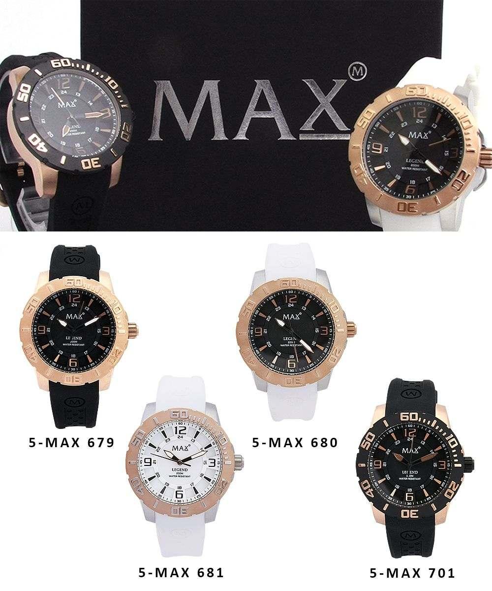 max,XL,WATCHES,マックス,メンズ,レディース,腕時計,クロノグラフ,シリコン,ラバー,バンド,スポーツ,550999,680,213194,701,オランダ,ヨーロッパ,EU,大きい,2年保証書