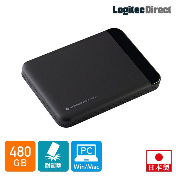 ポータブルSSD 500GB