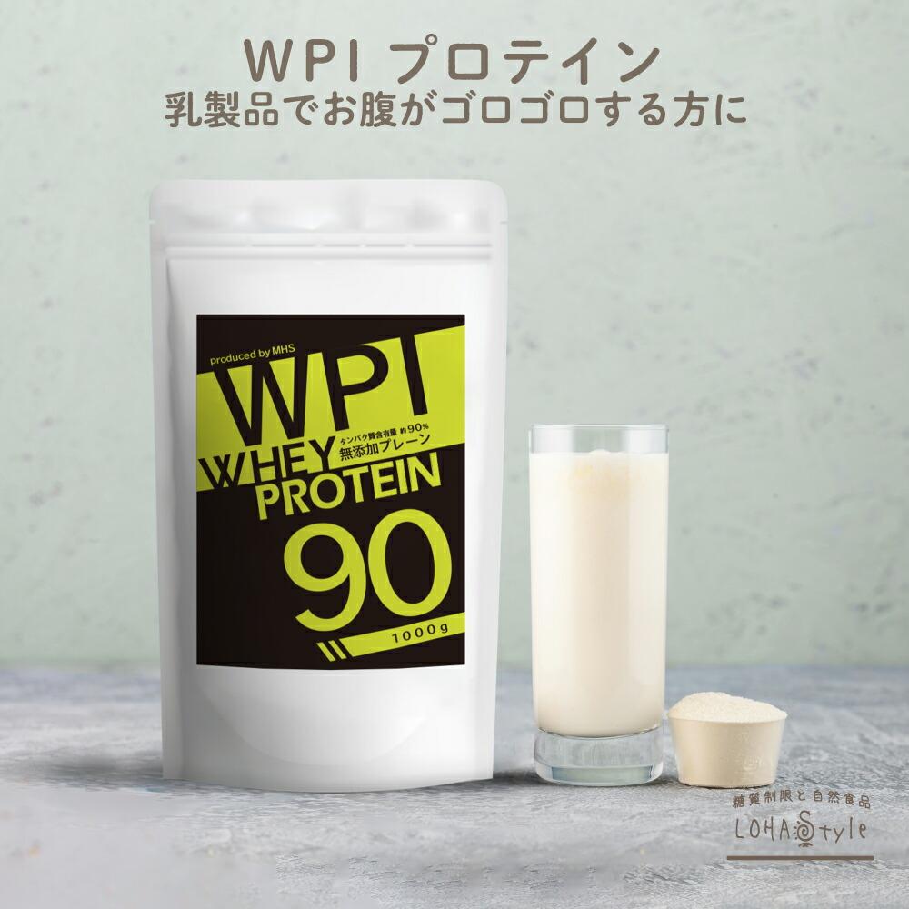 WPIプロテイン