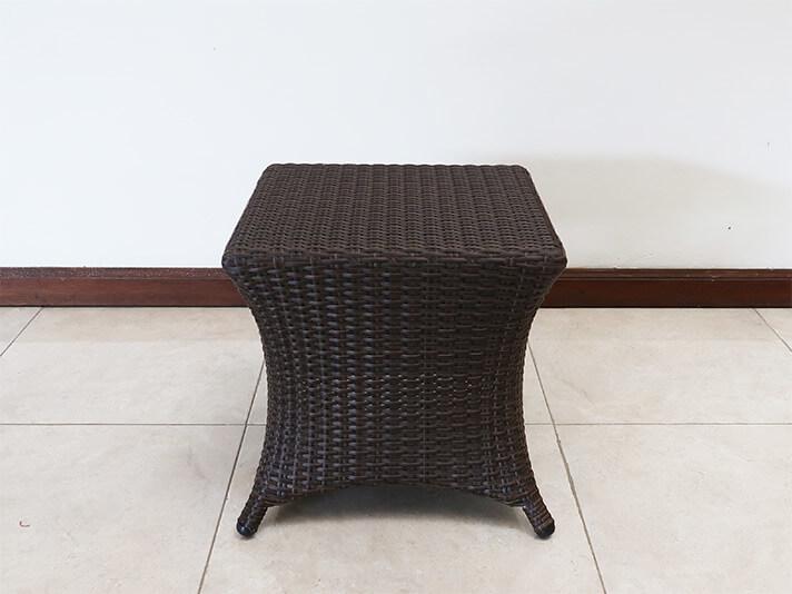 ラタンテラステーブル 【AS-284】