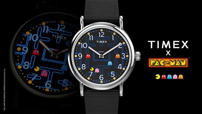 TIMEX x Pac-Man
