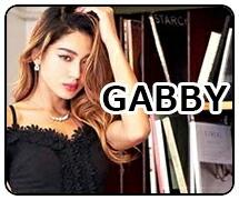 GABBY ギャビー ぎゃびー モデル