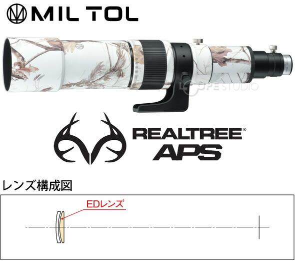 テレスコープ 400mm F6.7 EDレンズキット