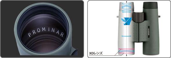 XDレンズイメージ画像