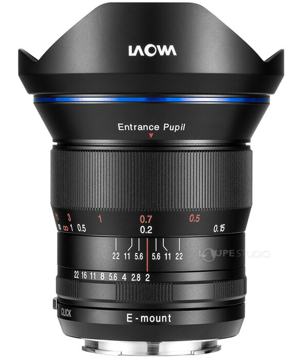 LAOWA 15mm F2 FE Zero-D