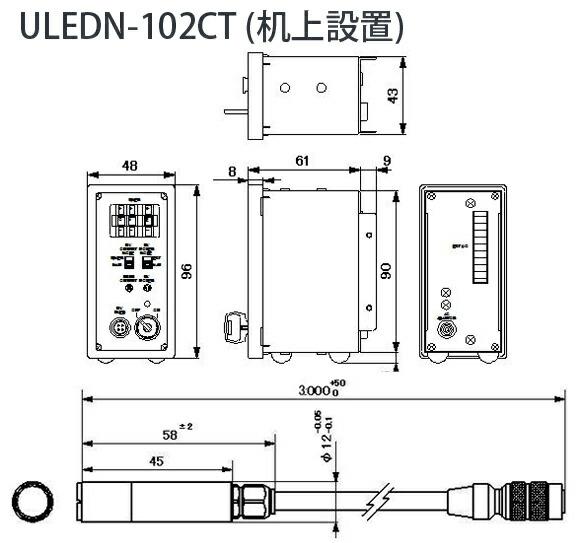 ULEDN-102CT(DIN�졼�����)