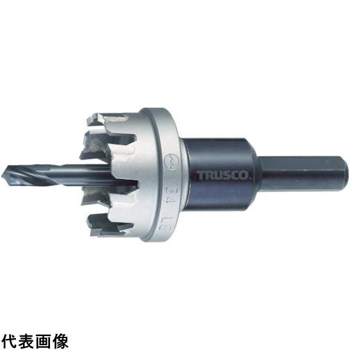 TRUSCO トラスコ中山 超硬ステンレスホールカッター 74mm [TTG74]