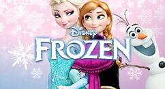 Disney ディズニー Frozen フローズン アナと雪の女王