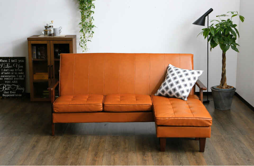 おしゃれなカフェみたいに寛げるソファのおすすめを教えて。
