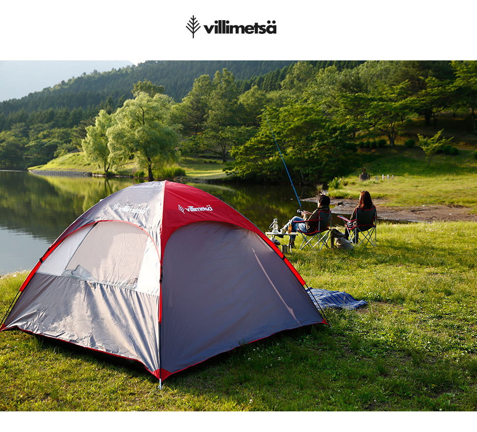 An automatic tent   sc 1 st  Rakuten & lala-sty | Rakuten Global Market: villimetsa which includes the ...