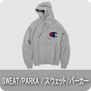 SWEAT/PARKA / スウェット/パーカー