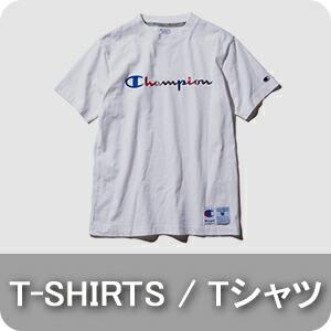T-SHIRTS / Tシャツ