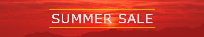 SUMMER SALE / サマー セール