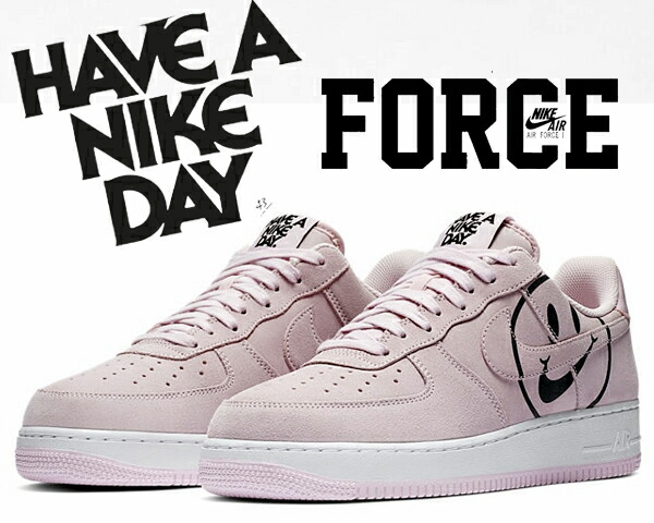 NIKE AIR FORCE 1 LV8 ND Have A Nike Day pink formpink formblk bq9044 600 スニーカー ハブ ア ナイキ デイ ピンク LIMITED EDT