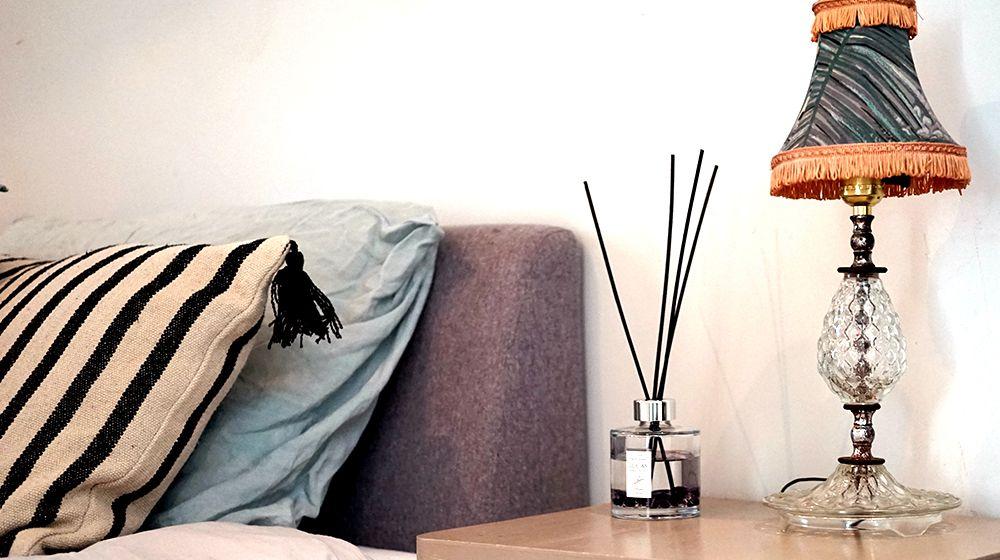 ホワイトセージ 浄化ディフューザー ルカス 寝室のフレグランスとして