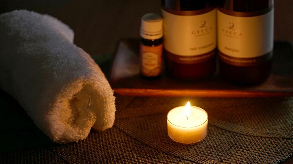 瞑想・マインドフルネス・ヨガの際の浄化方法