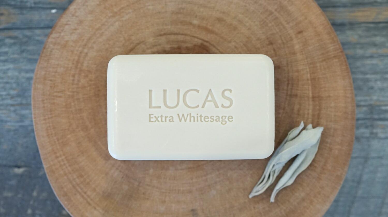 LUCAS エクストラ・ホワイトセージ 全身浄化用石けん