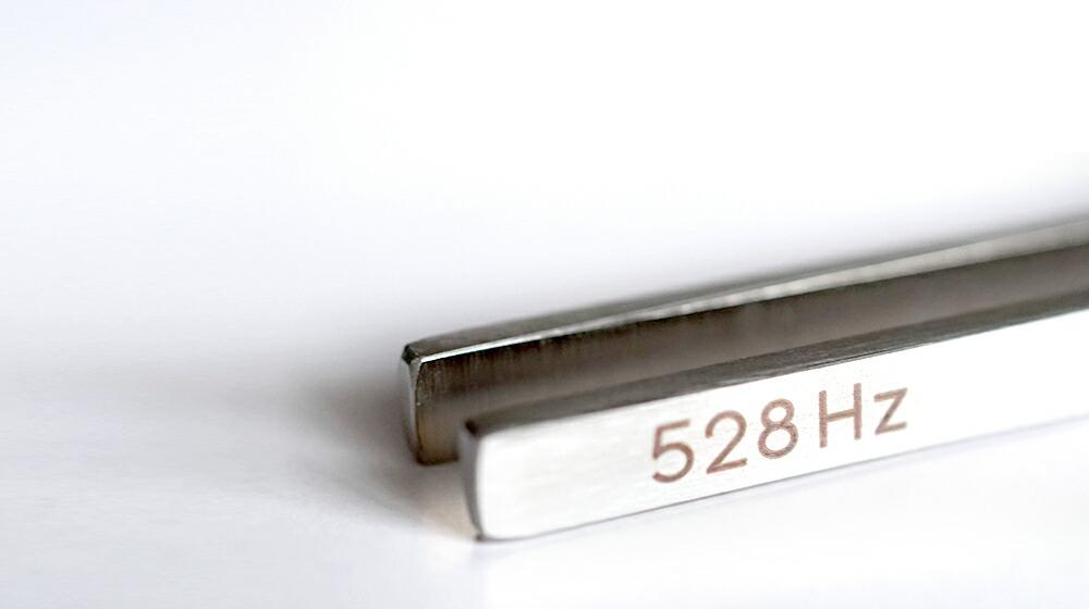 528Hzを正しく鳴らす事へのこだわり。「日本製」