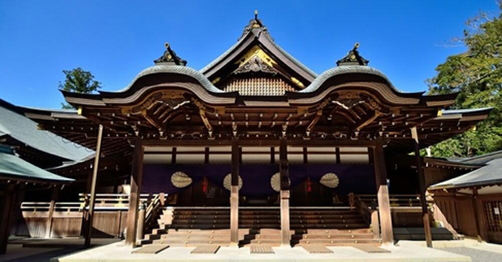 5.神社やお寺に参拝する浄化方法