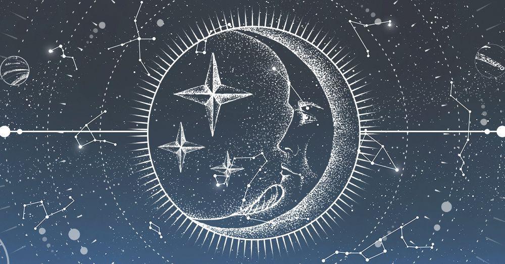 月と星座の関係