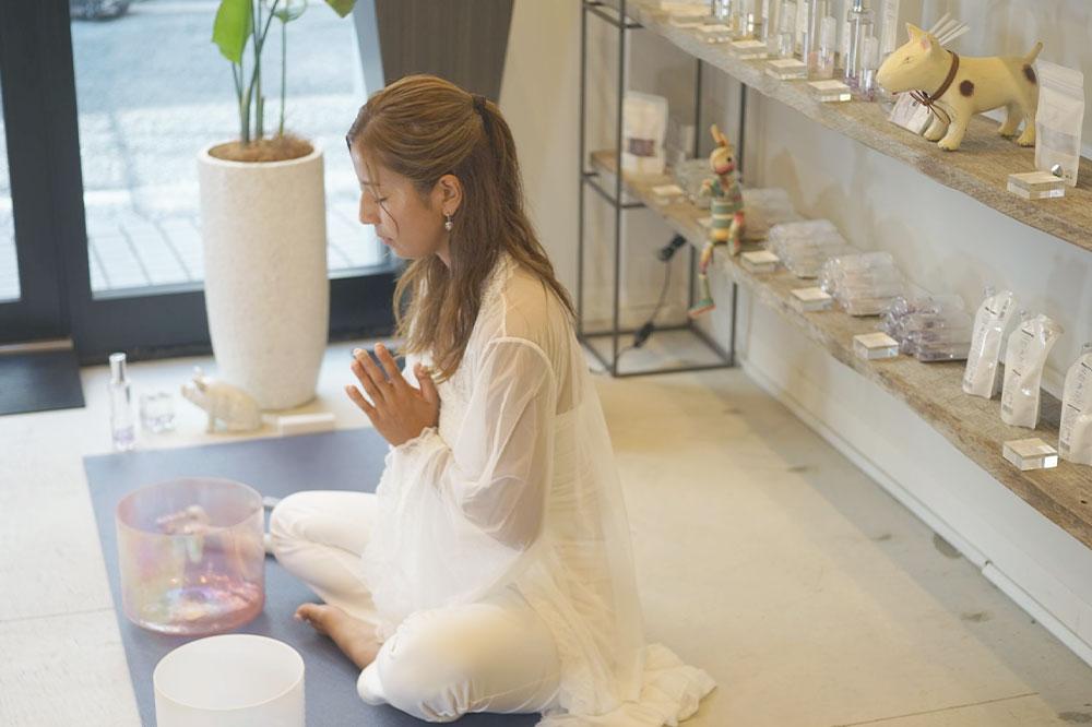 LUCAS オンライン瞑想会