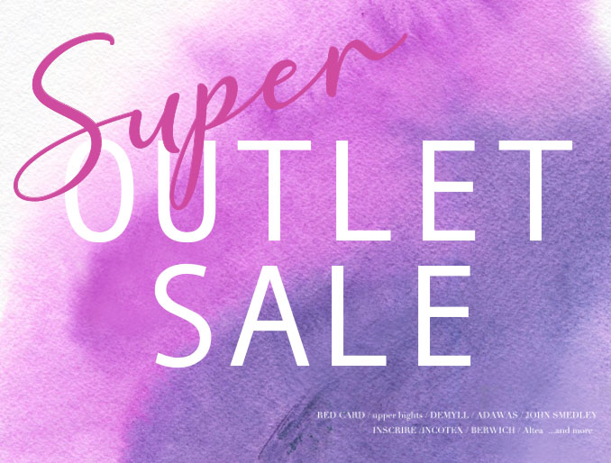 #outlet SALE