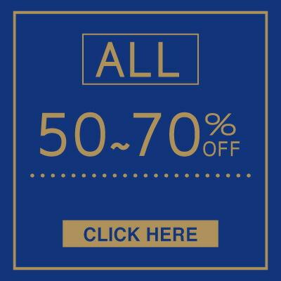 50~70%OFF