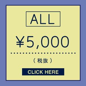 均一5000円
