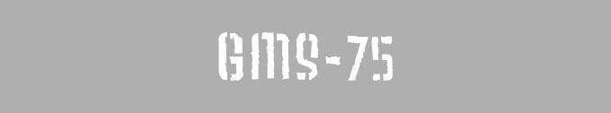 #GMS-75