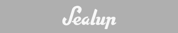 Sealup / シーラップ