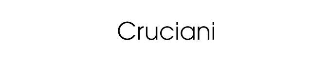 #Cruciani