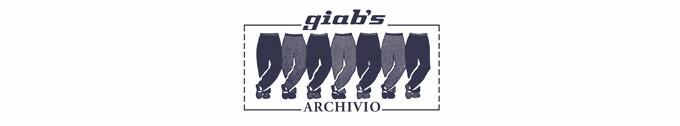 #giab's ARCHIVIO | ジャブス アルキヴィオ