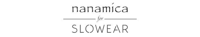 #nanamica slowear