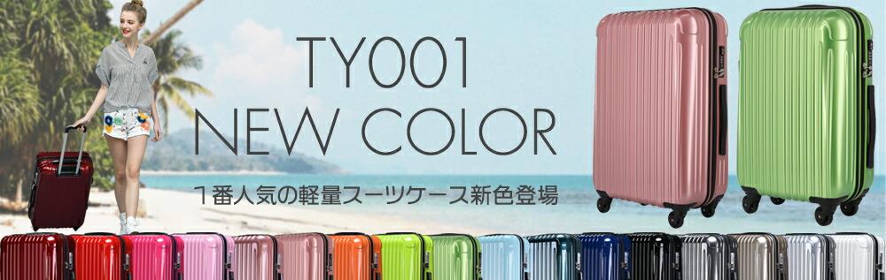 当店人気No.1スーツケース TY001