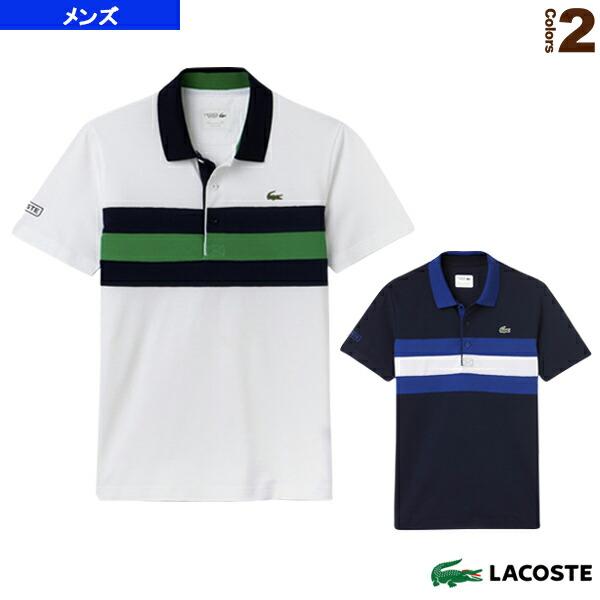 POLOS/カラーブロックポロシャツ/半袖/メンズ(YH5516)