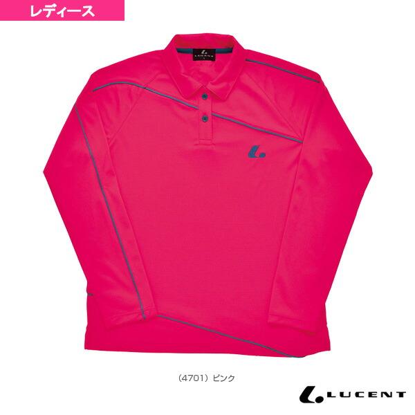 長袖ポロシャツ/レディース(XLP-470)