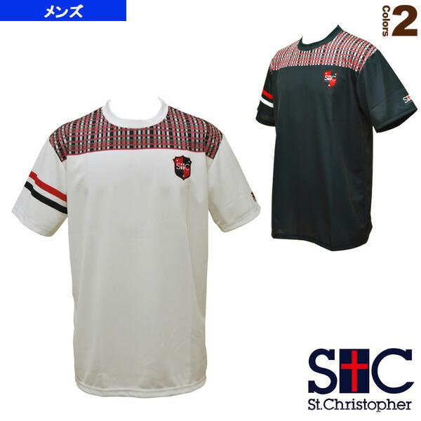 チェック プラクティスTシャツ/メンズ(STC-AFM5005)