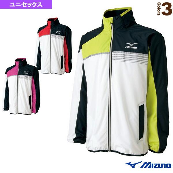 ウィンドブレーカーシャツ/裏メッシュ/ユニセックス(62JE6511)