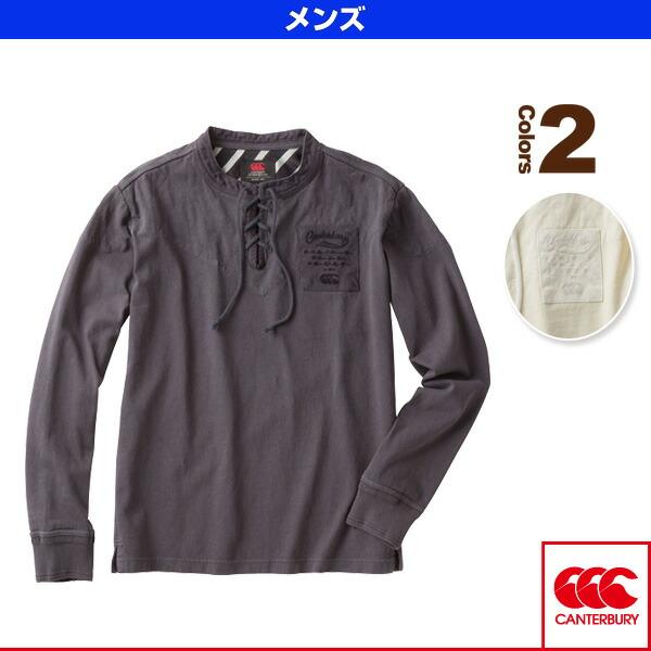 L/S RUGGER SHIRT/ロングスリーブラガーシャツ/メンズ(RA46672)