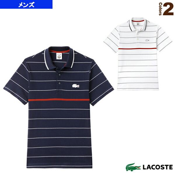 『Roland Garros』 ボーダーポロシャツ/半袖/メンズ(PH2140)