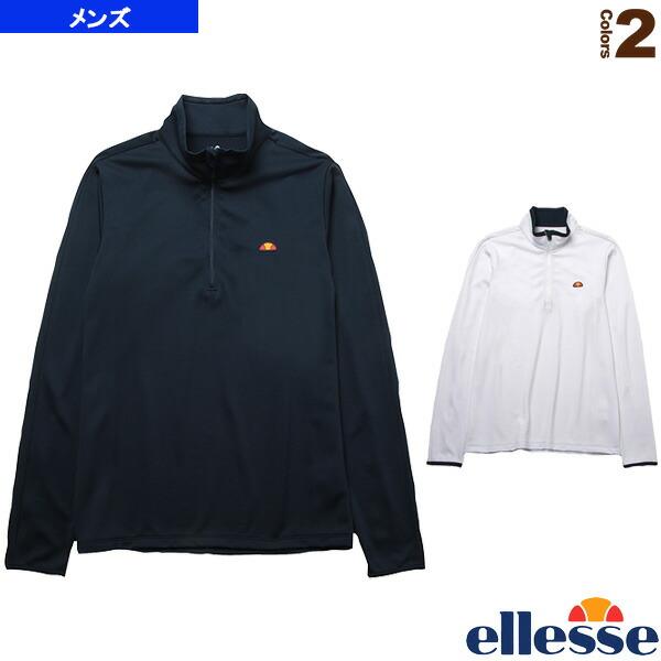 光電子LSハーフZIPシャツ/メンズ(EM06363)